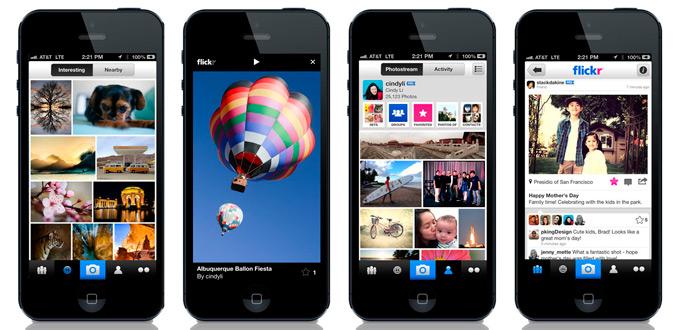 Apple стала вторым по популярности производителем камер на Flickr