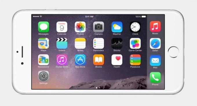 iOS 8 установлена на 68% мобильных девайсах Apple