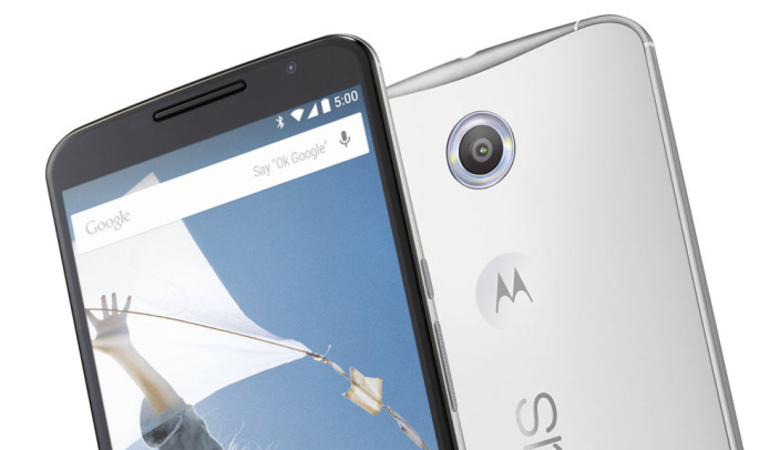 Покупка компанией Apple AuthenTec изменила Nexus 6