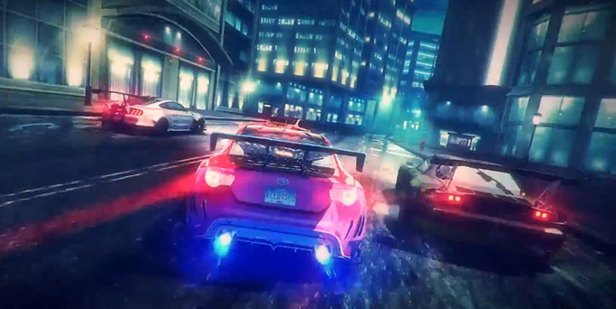 EA выпустила трейлер Need for Speed: No Limits — эксклюзив для iOS и Android