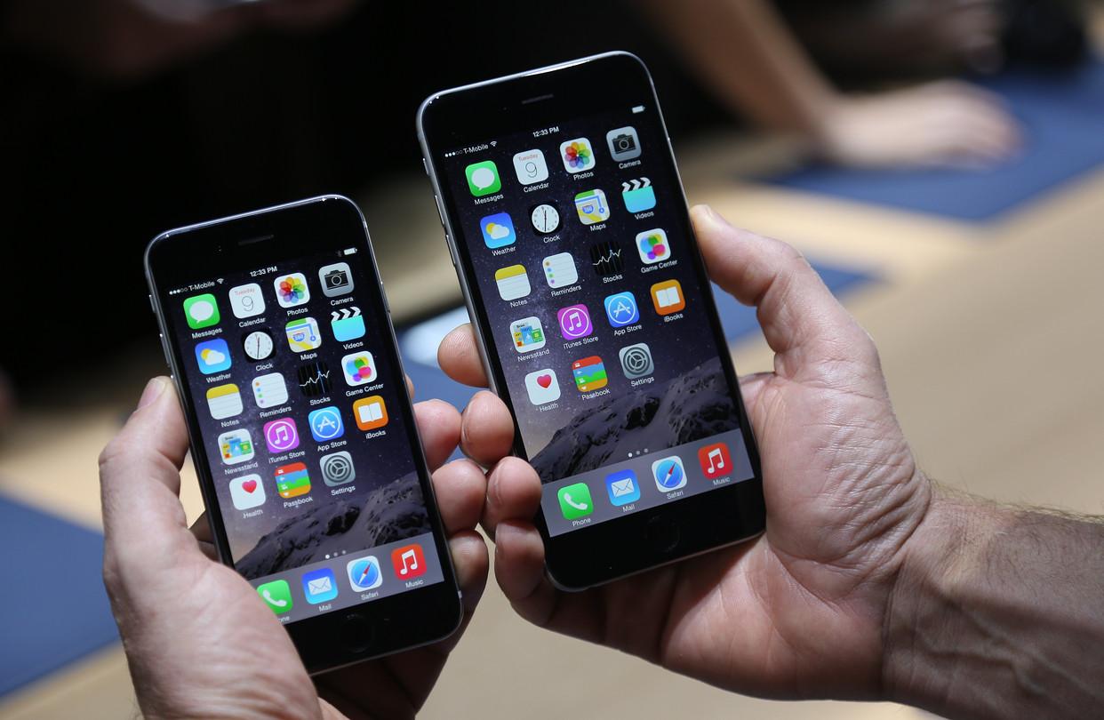 50% всех активированных смартфонов США в четвёртом квартале были iPhone