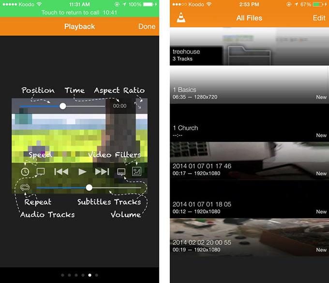 Популярный бесплатный видеоплеер VLC частично вернулся в App Store