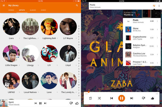 02-2-Google-Play-Music-iPad