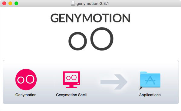 GenymotionInstall