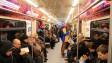 Во что люди играют в метро? iPhones.ru решил разобраться