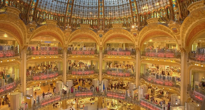 В парижской Галерее Лафайет откроется бутик Apple Watch