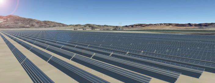 Apple анонсировала строительство самой большой солнечной электростанции