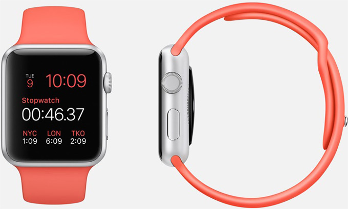Тим Кук объяснил, чем Apple Watch будут отличаться от конкурирующих устройств