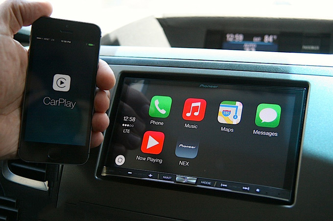 Toyota пока не планирует внедрять CarPlay в свои автомобили