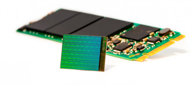 Intel 3D NAND