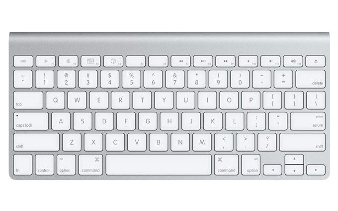 Клавиатура Аппле Инструкция img-1