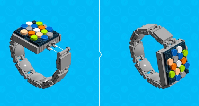 Video And News Apple Watch From Lego