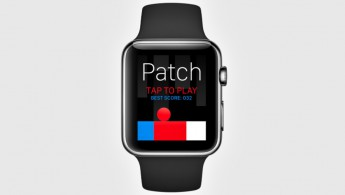 Игра Patch для Apple Watch