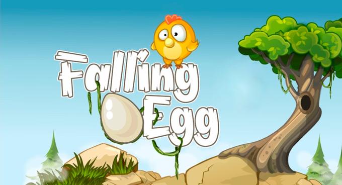 Приключения Чики — Falling Egg. Классическая аркада на новый лад