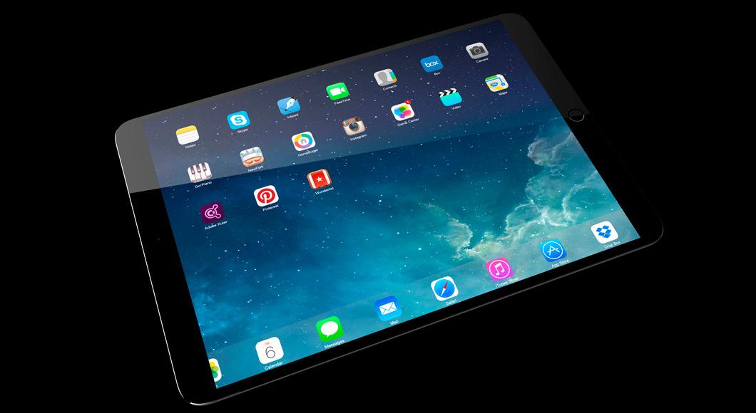 На макете iPad Pro обнаружили дополнительный разъем