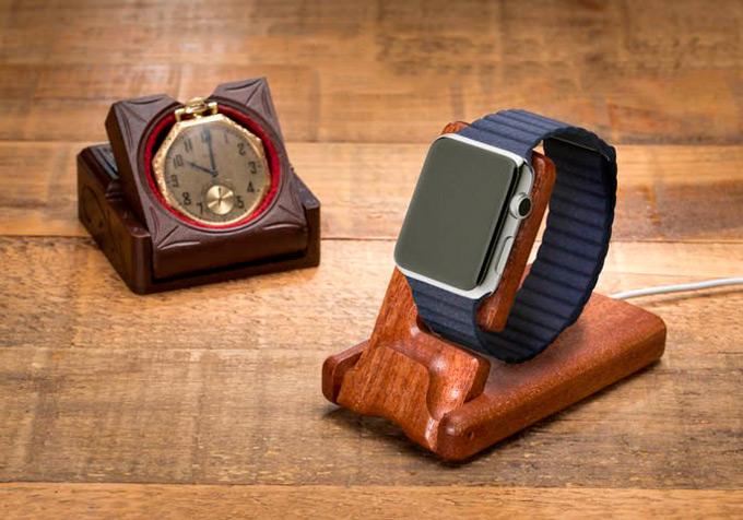 Pad & Quill запустила линейку аксессуаров для Apple Watch
