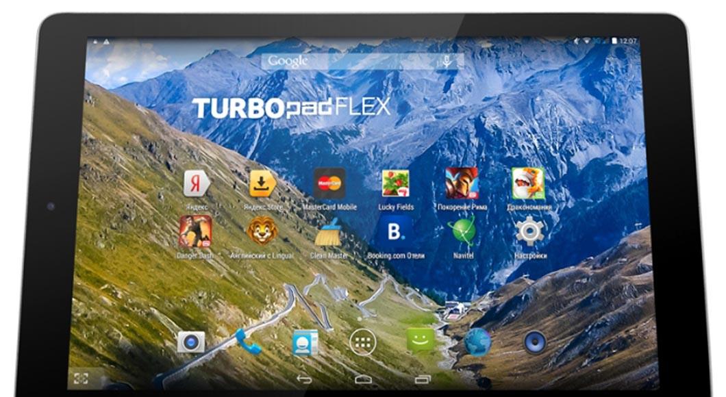 Обзор TurboPad Flex 8. Гибкая Yoga