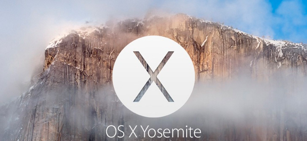 New mac os yosemite release date