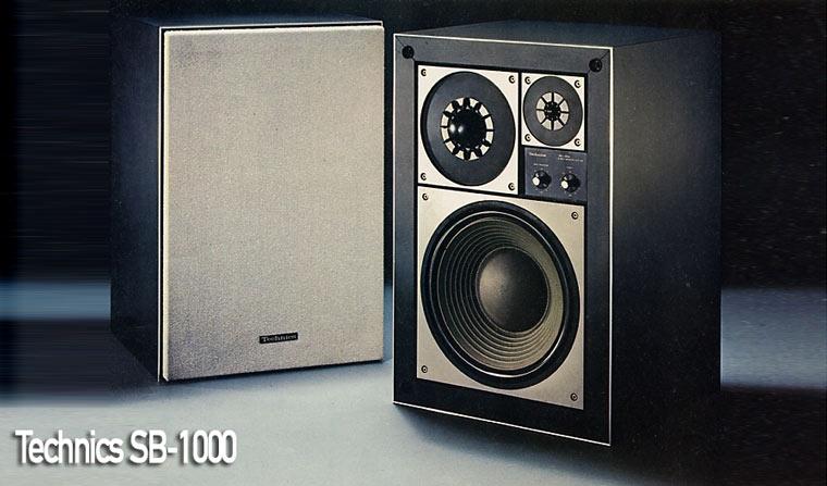 4TechnicsSB-1000