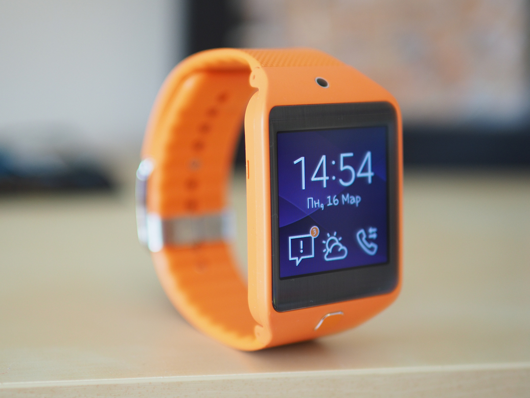 Обзор смарт-часов Samsung Galaxy Gear 2 Neo
