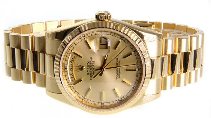 Rolex-Presidential-luxury-watches-watch-gold