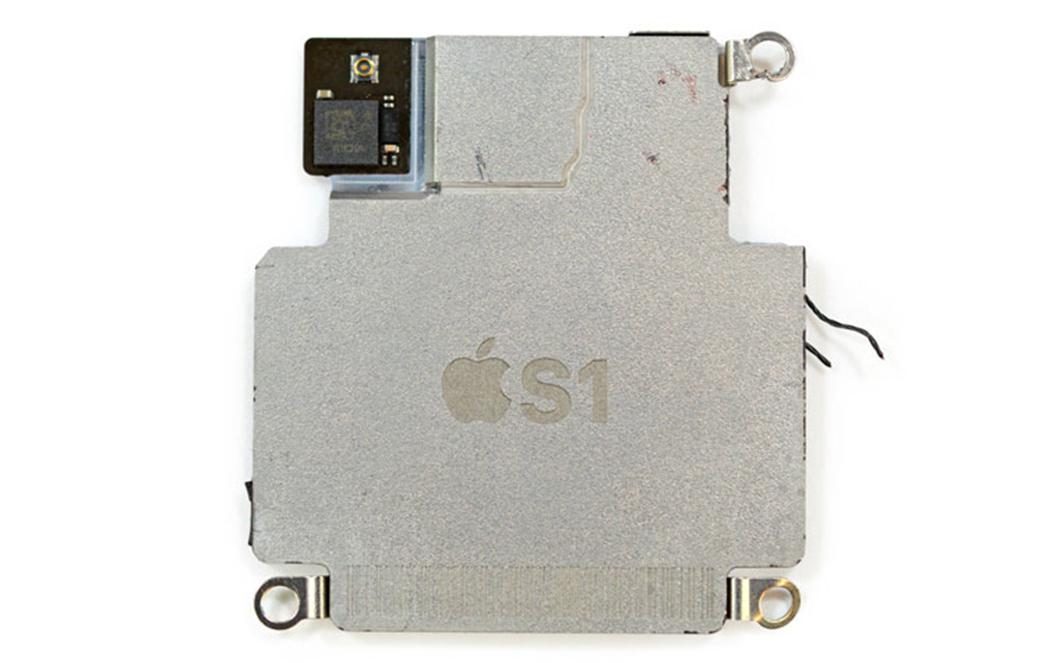 Chipworks заглянули внутрь процессора Apple Watch
