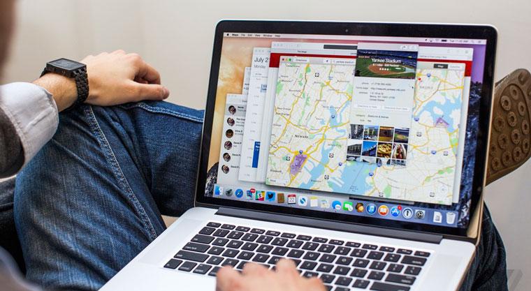 Apple выпустила вторую бета-версию OS X 10.10.4
