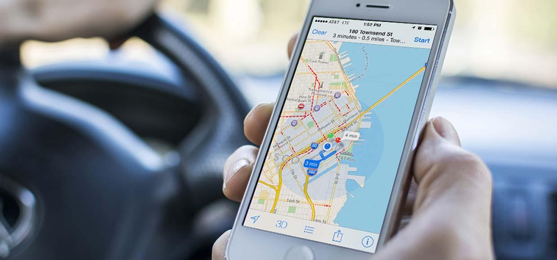 Apple купила Coherent Navigation для улучшения качества GPS-навигации в iOS