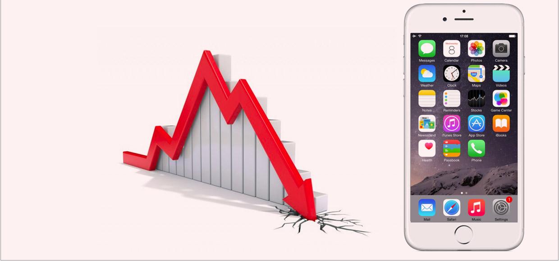 Кризис затронул российский рынок мобильных устройств