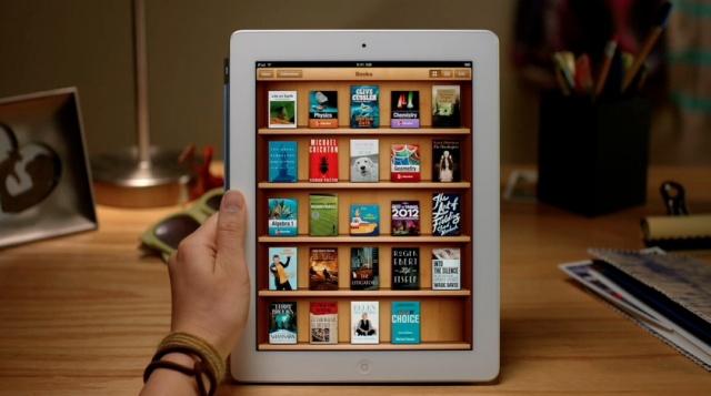 Книга вернулась. Возрождение чтения с iBooks