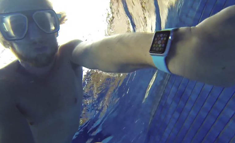 Swimming-Apple-Watch
