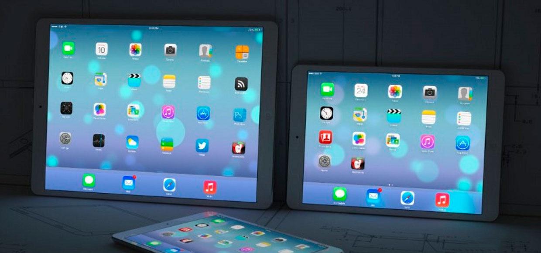 Будущее iPad: разделение экрана, учетные записи и 12 дюймов