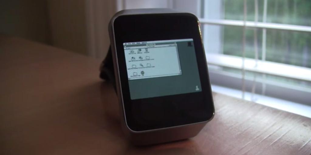 Mac OS запустили на Samsung Galaxy Gear
