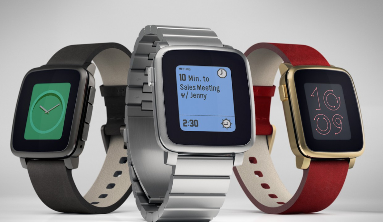 Pebble ощутила на себе удар Apple Watch