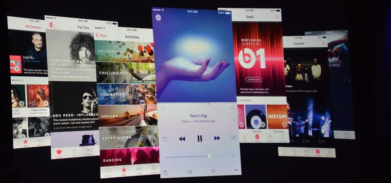 Что конкуренты думают об Apple Music