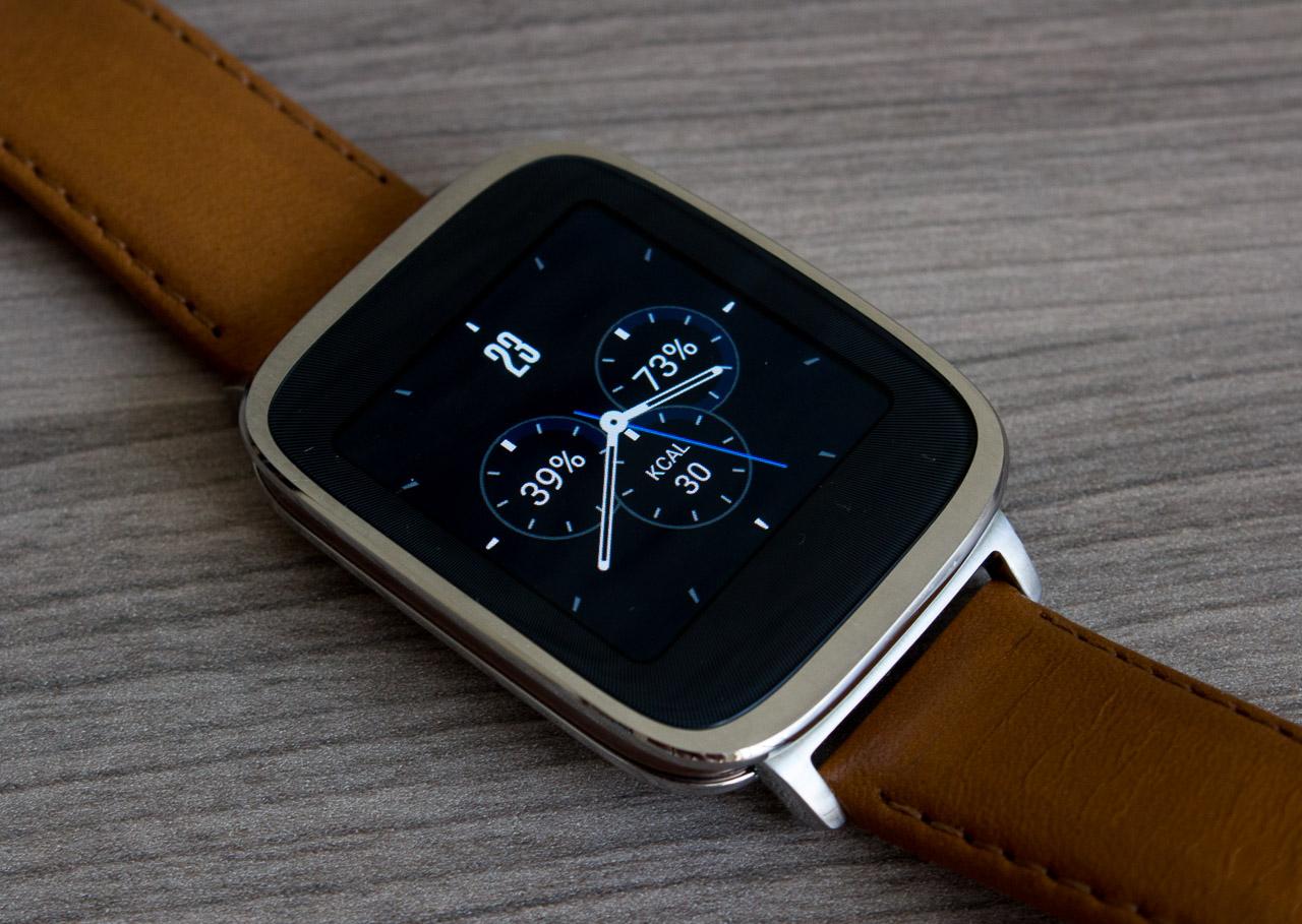Владельцы iPhone, внимание. Asus ZenWatch