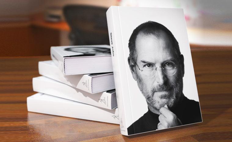 12 книг о Стиве Джобсе