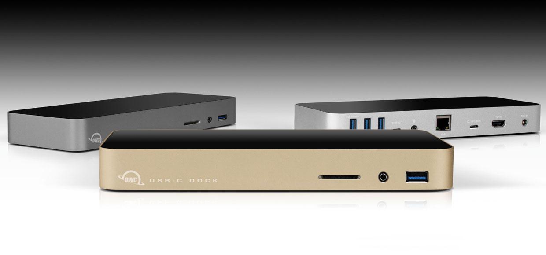 OWC представила док-станцию для MacBook с десятью портами