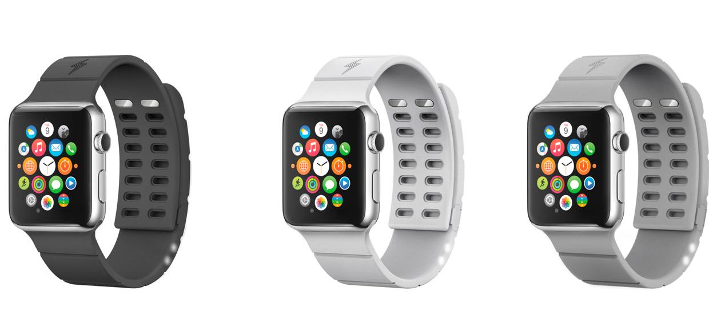 Reserve Strap принесет Apple Watch тридцать дополнительных часов работы