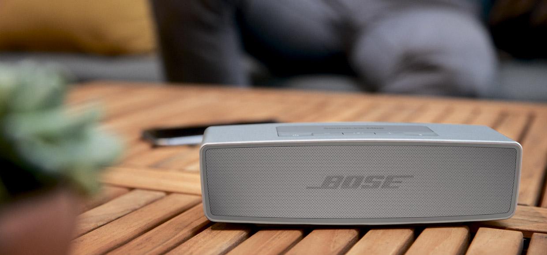 Bose SoundLink Mini 2 пришла в Россию