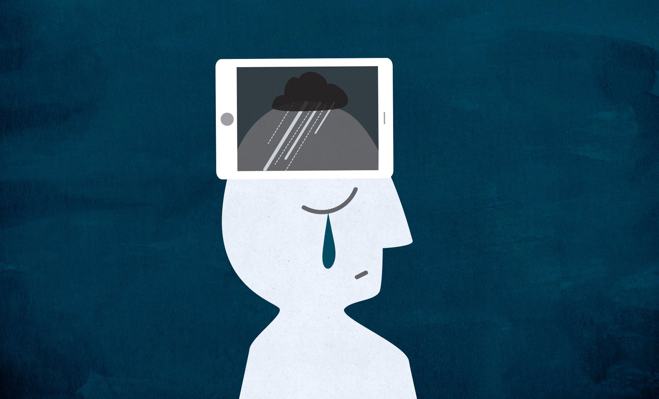 Смартфоны расскажут о вашем психическом состоянии