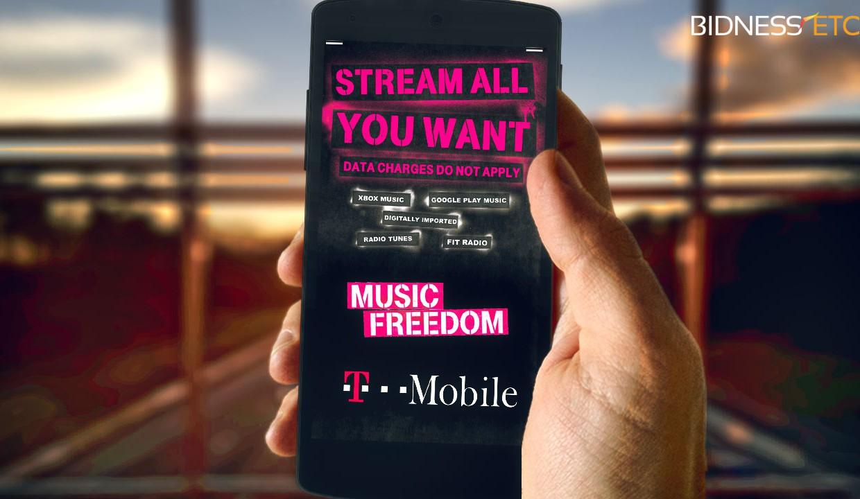 T-Mobile перестали взымать плату за трафик Apple Music