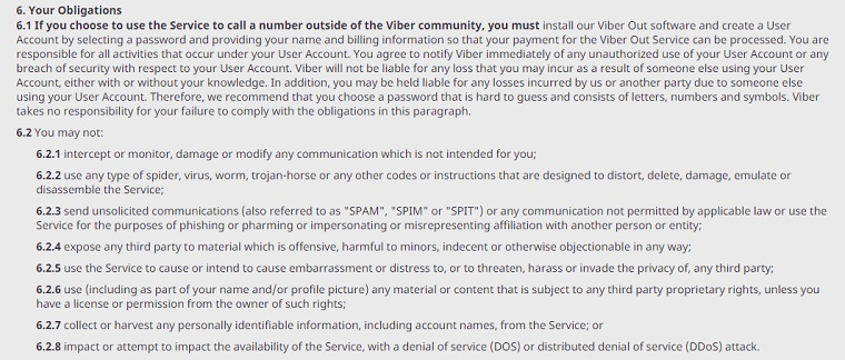 Viber_License_Agreement