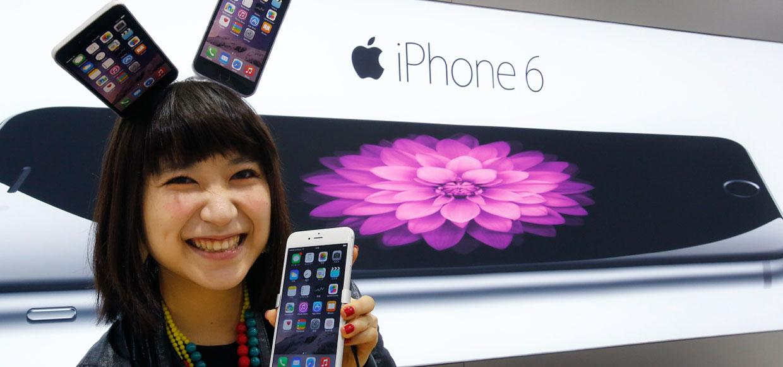 Apple получила 92% всей прибыли рынка смартфонов