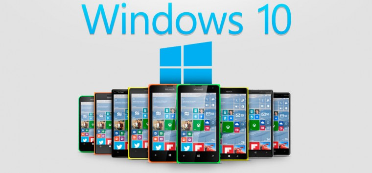 Windows 10 Mobile выйдет в ноябре