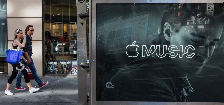 Apple запустила интерактивную рекламу с Shazam