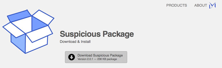 check suspicious package attached - 760×235