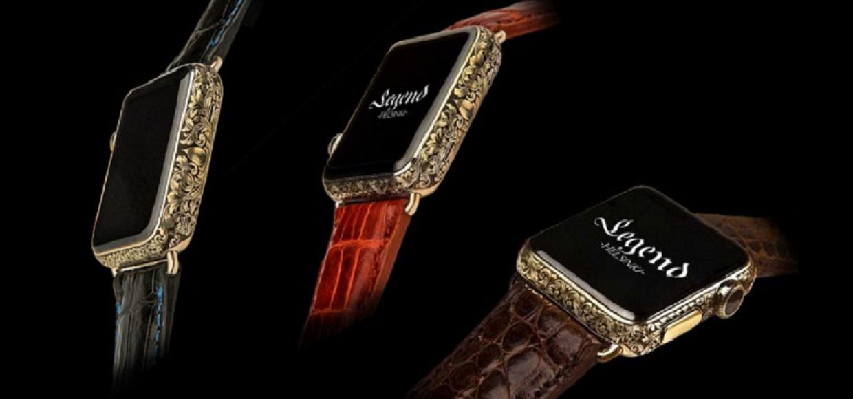 Эксклюзивные Apple Watch из сумрачной Скандинавии
