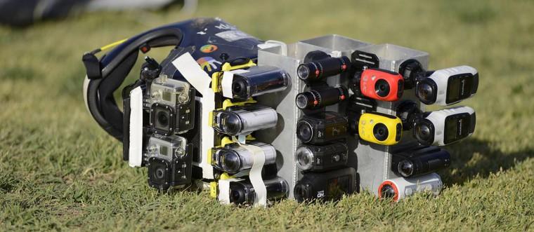 Подборка классных экшн-камер