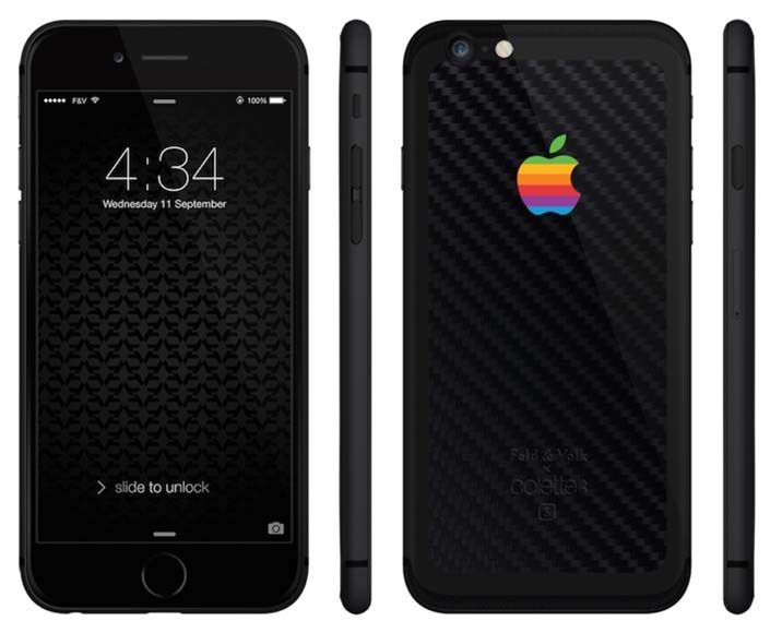 Double Carbon iphone 6s